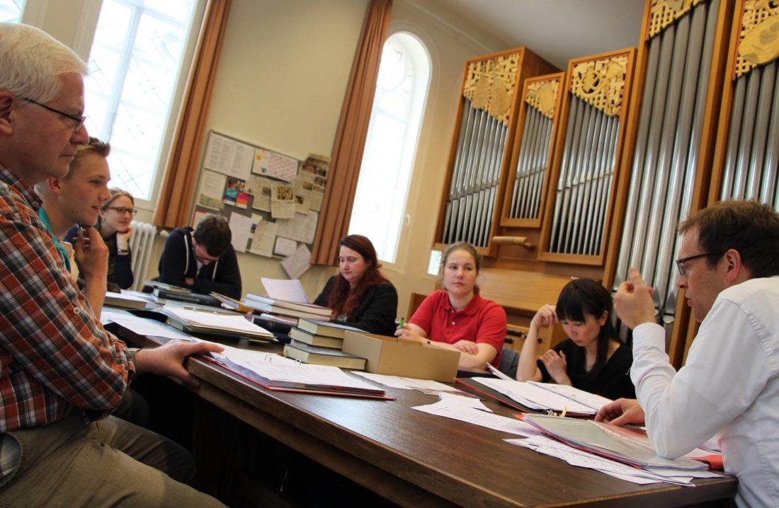 C Ausbildung Kirchenmusik