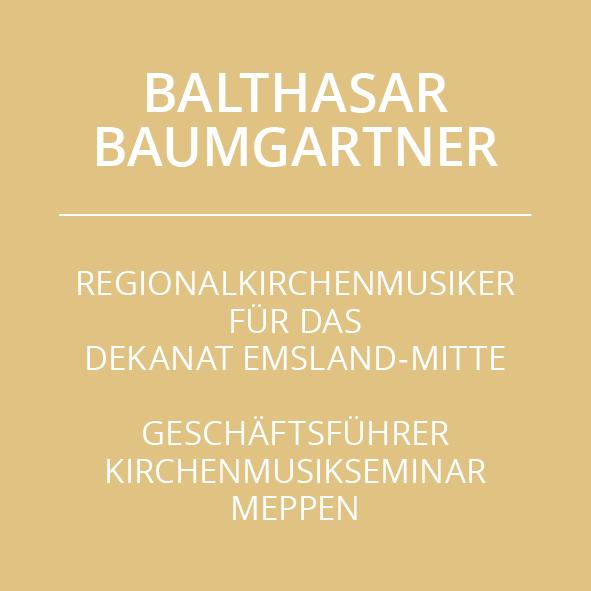 Balthasar Baumgartner