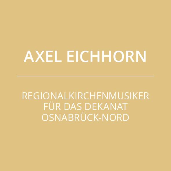 Axel Eichhorn