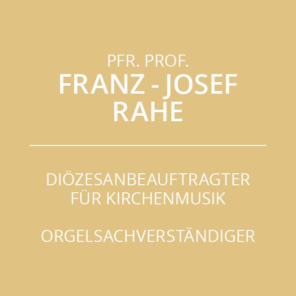 Franz-Josef Rahe