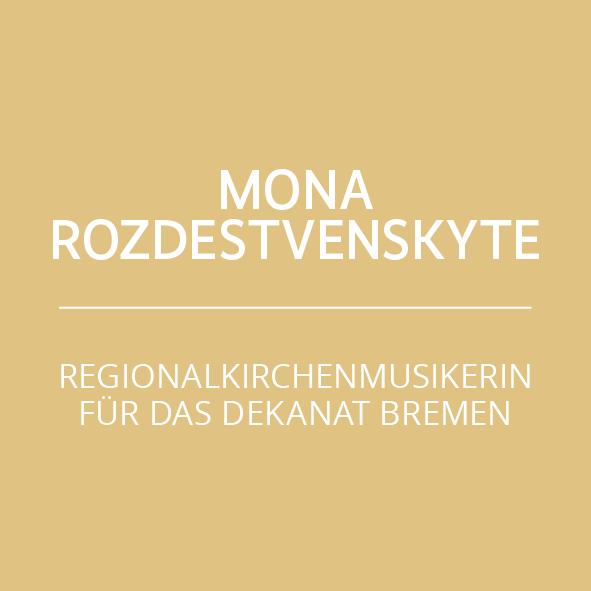 Mona Rozdestvenskyte